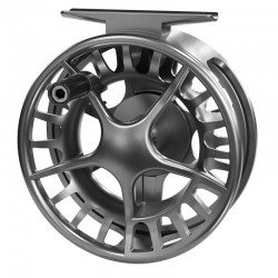 Lamson Liquid Reel Smoke