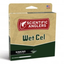 Fly Line Scientific Anglers Wet Cel Intermediate Clear