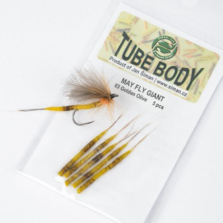 Tube Body Mayfly Giant