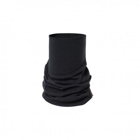Moira tube scarf black