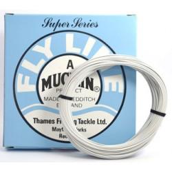 Fly Line Mucilin Superseries Intermediate, light grey, 25m