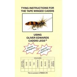 Brochure Using Oliver Edwards Caddis Legs