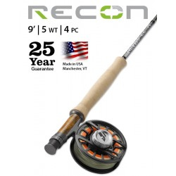 Fly Rod Orvis Recon Freshwater 9' line 5 - 4 piece