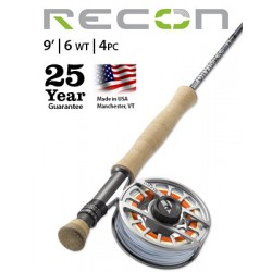 Fly Rod Orvis Recon Saltwater 9' line 6 - 4 piece