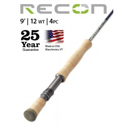 Fly Rod Orvis Recon Saltwater 9' line 12 - 4 piece