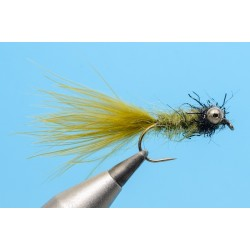 Trout Mini-Streamer MTS04