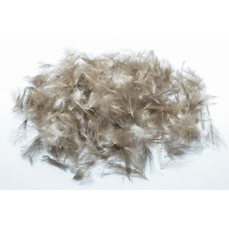 CDC peří přírodní sáček 1 gram