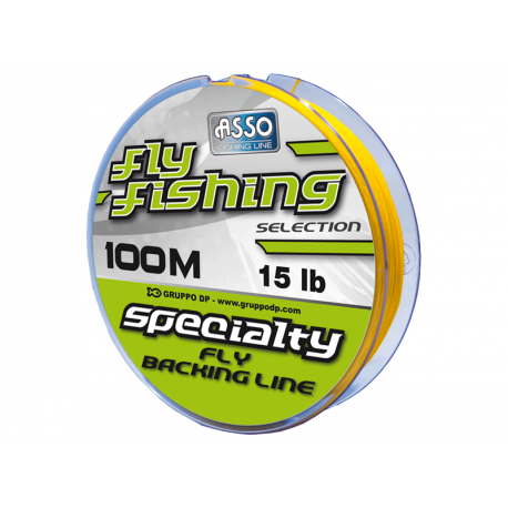 Asso Fly Fishing Backing Line 100 m