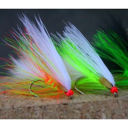 Large Single-Wave Pseudo (24 mm) - Flies