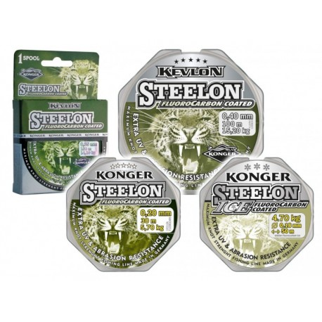 Steelon Fluorocarbon Coated