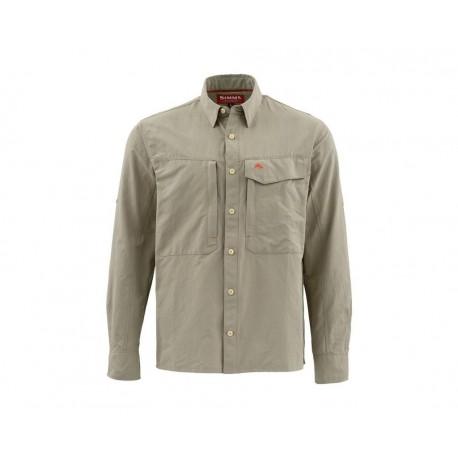 Simms Guide Shirt Dark Khaki