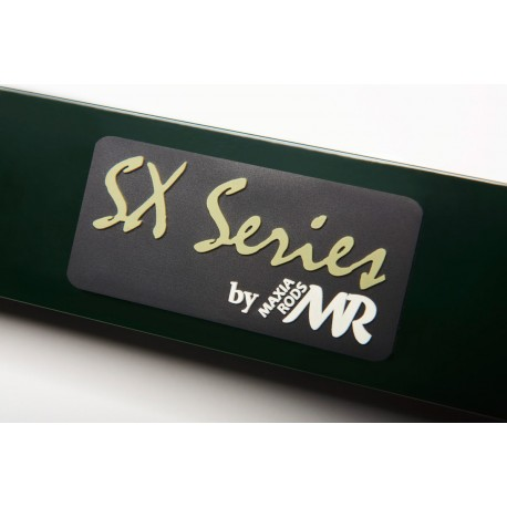 """Fly Rod MAXIA SX 9'6"""" line 5/6 - 5 piece"""