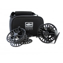Lamson Liquid 3-Pack Black
