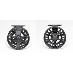 Lamson Liquid Reel Black