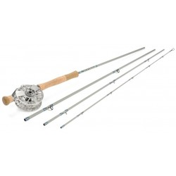 Center Axis Rod & Reel Saltwater