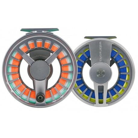 Waterworks Cobalt Reel