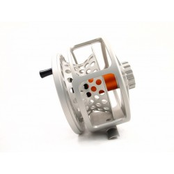 Lamson Arx Spool Satin Grey