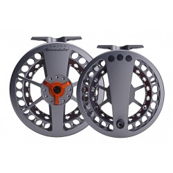 Lamson Speedster Reel Grey/Orange