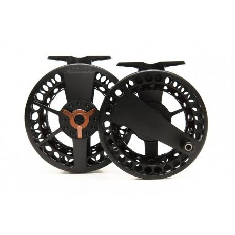 Lamson Speedster Reel Black/Orange