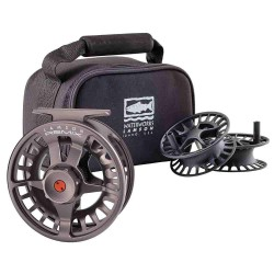 Lamson Remix 3-Pack Smoke