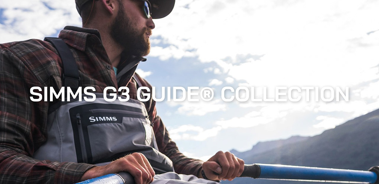 Simms G3 Guide Collection