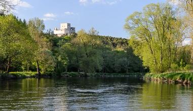 Otava river by Rabi